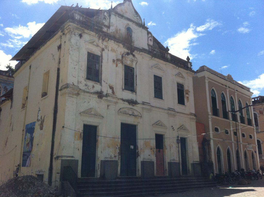 Igreja São José do Corpo Santo - Comércio Salvador