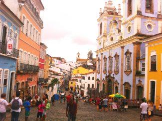 Salvador - Capital da Cultura da Comunidade dos Países de Língua Portuguesa (CPLP).