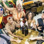 'De um Tudo – Recital Cômico-Musical de Baianês' e 'Viva o Carmo' são as pedidas para o fds