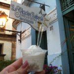 Opção de sorveteria no Pelourinho: Le Glacier Laporte