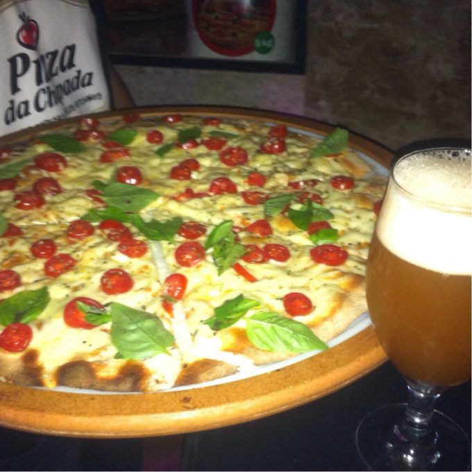 Pizza da Chapada - Onde comer em Salvador