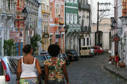 Centro Histórico de Salvador (Pelourinho)