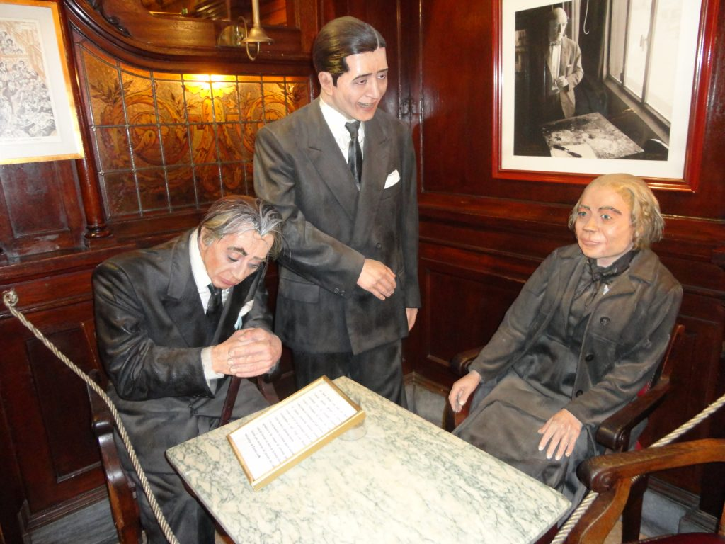 Café Tortoni - Onde comer em Buenos Aires