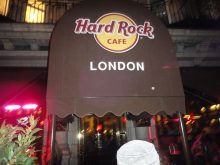 Hard Rock Cafe Londres