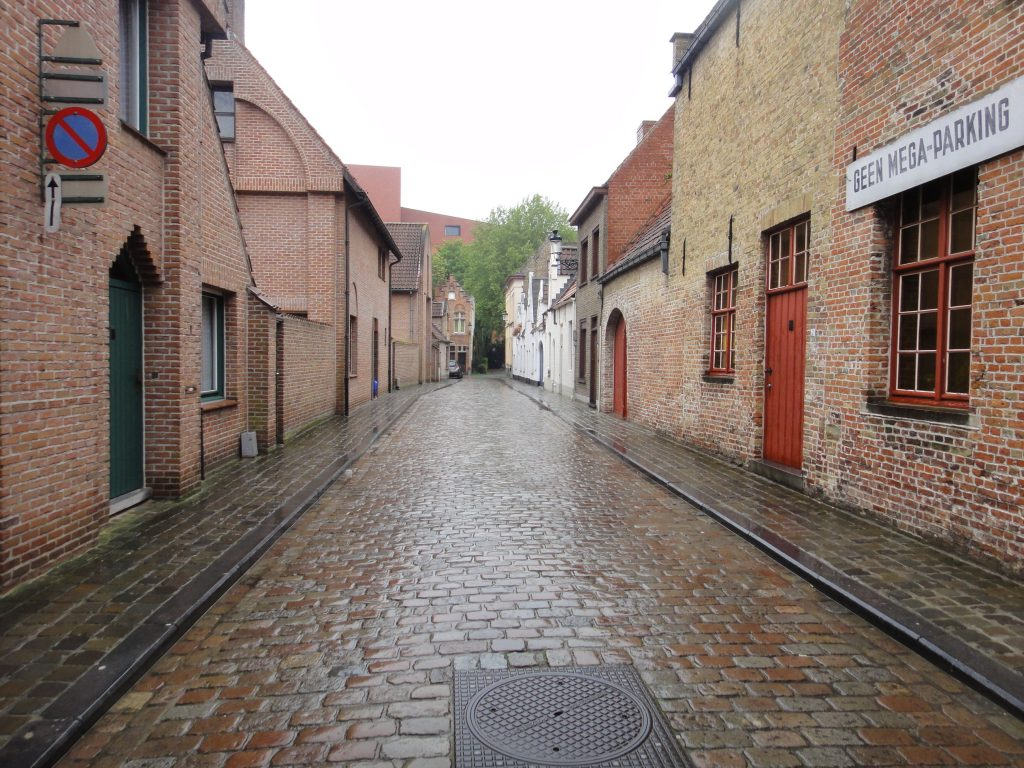 Bruges - Bélgica - Diário de Salvador