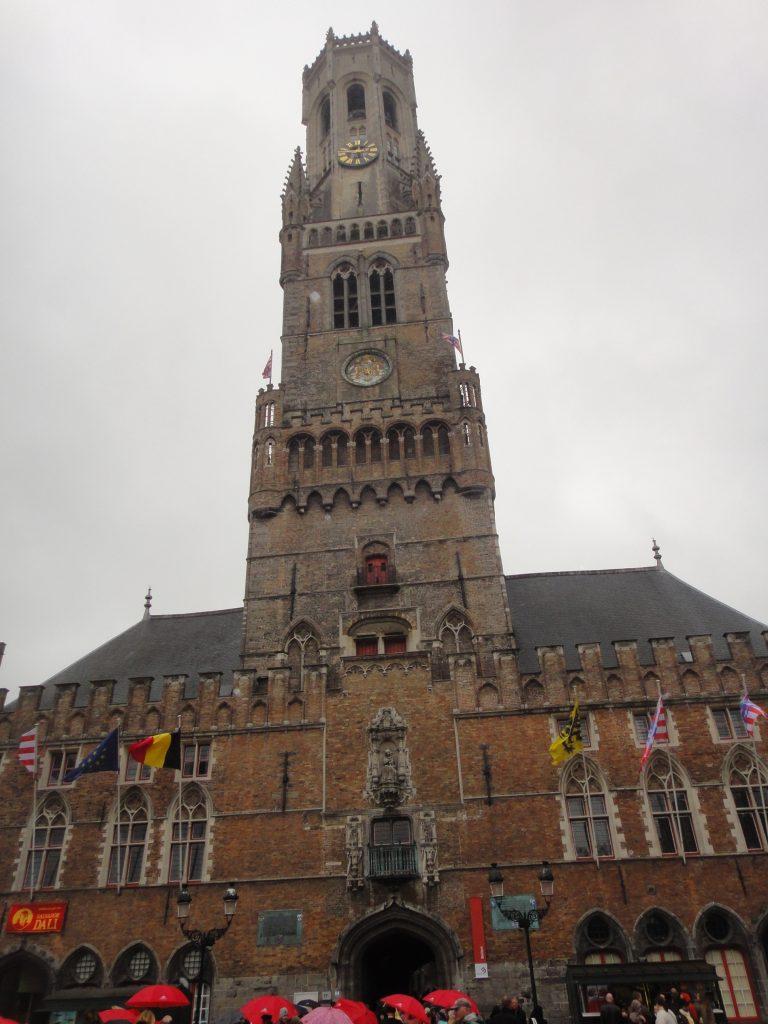 Campanário de Bruges - O que fazer em Bruges