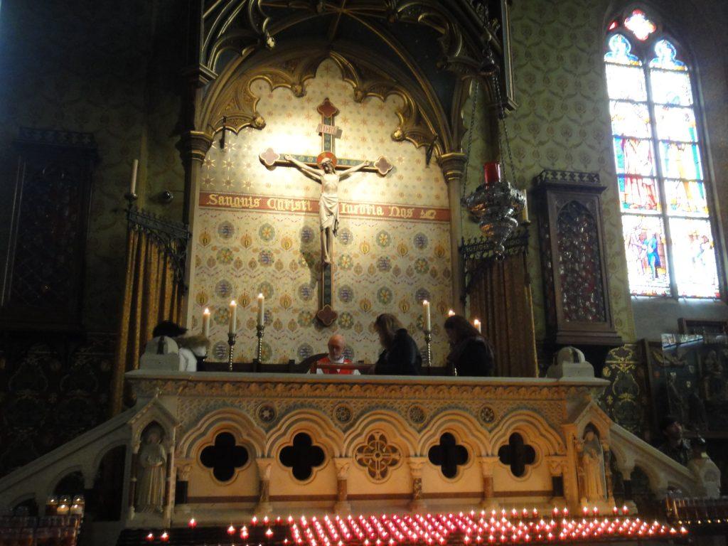 Basílica do Sangue de Cristo - Bruges
