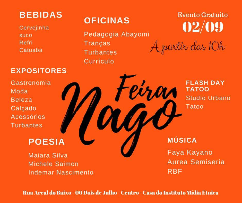 FEIRA NAGÔ