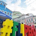 FLIPELÔ: Salvador entra no cenário nacional de eventos literários