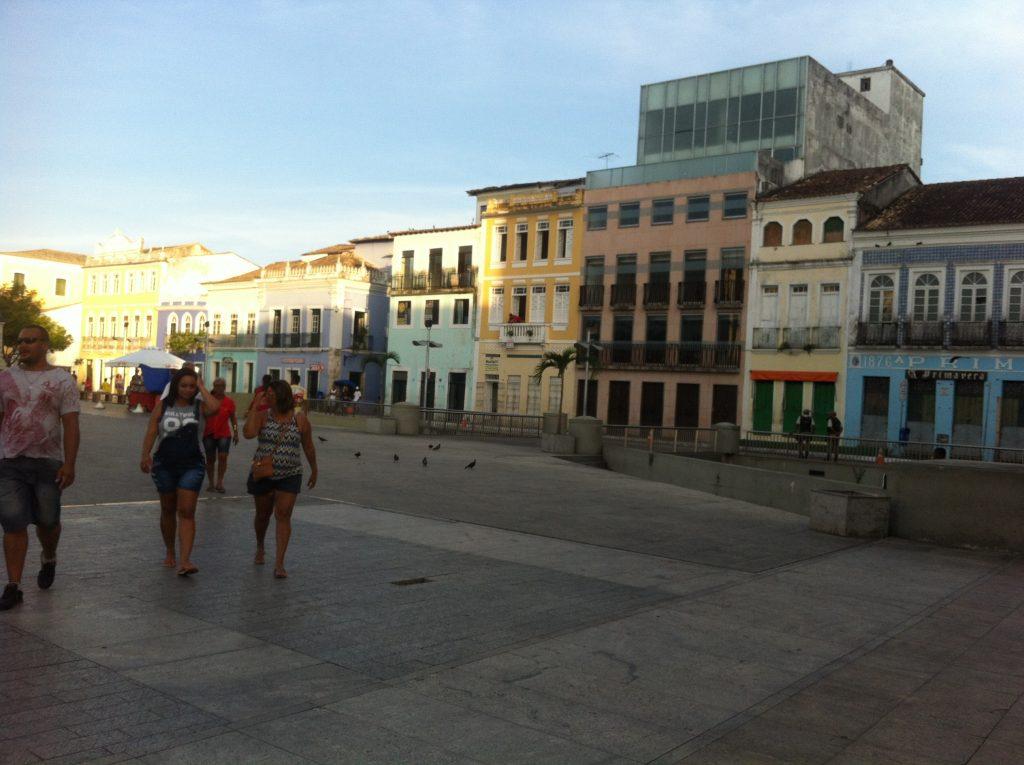 Praça da Sé -