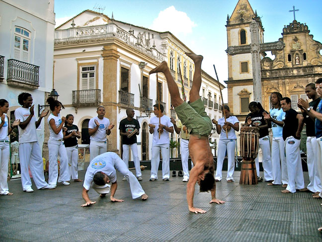 Capoeira - Folclore da Bahia