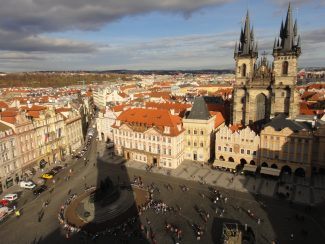 Roteiro de um dia em Praga