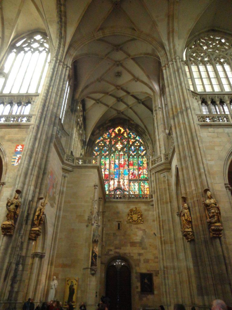 Catedral St Vitus - Praga