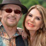 Elba Ramalho e Geraldo Azevedo juntos em Salvador