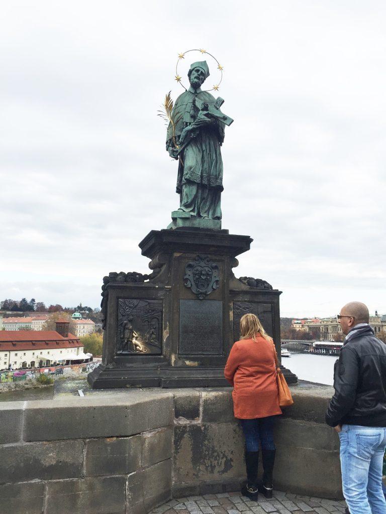 Ponte Carlos - Praga. O que fazer em Praga