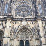 Praga: Um pouco mais sobre a Catedral de São Vito