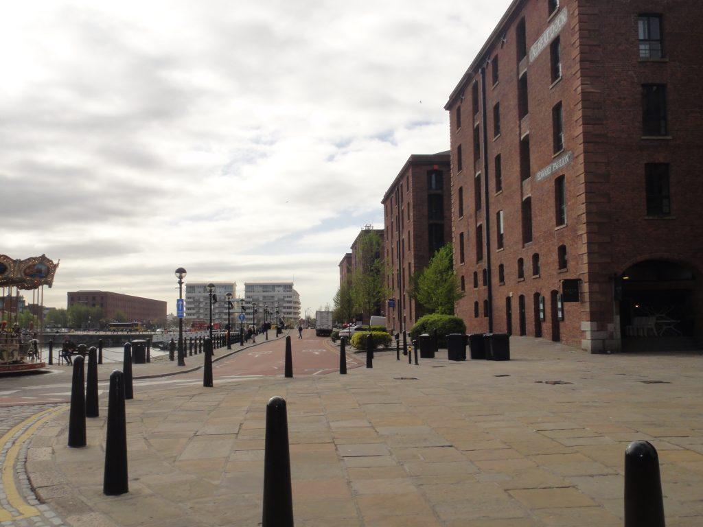Albert Dock - O que fazer em Liverpool
