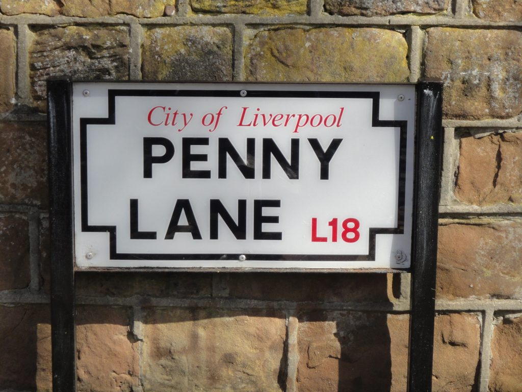 Magical Mystery Tour - Penny Lane