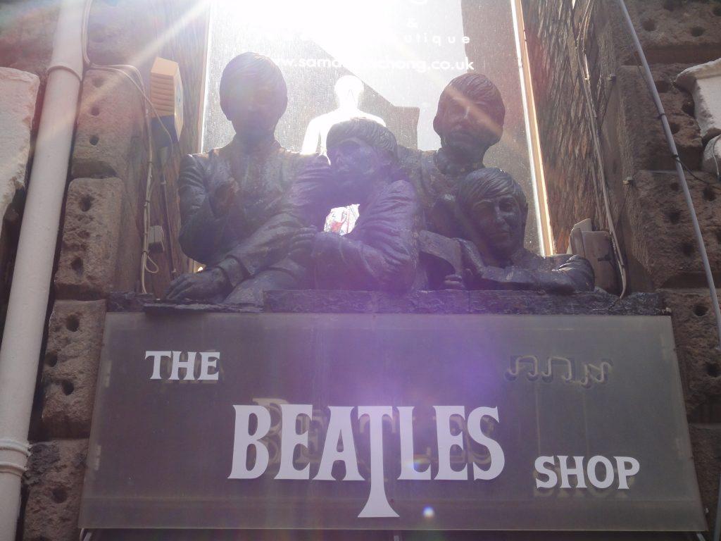 Mattew Street - Liverpool