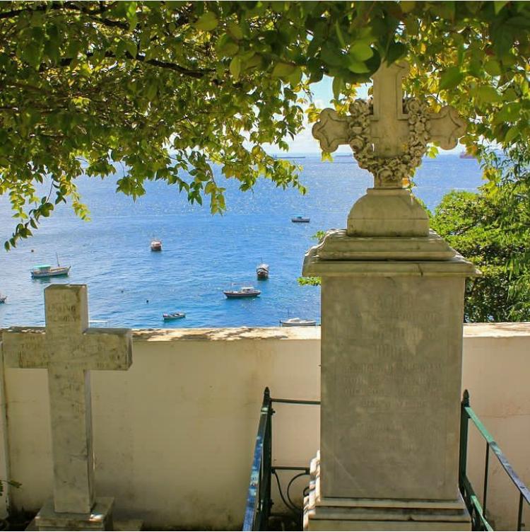 Cemitério dos Ingleses - Salvador