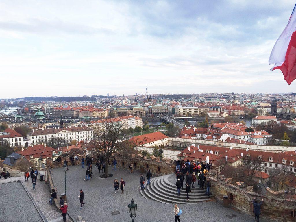 O que fazer em Praga - Castelo de Praga