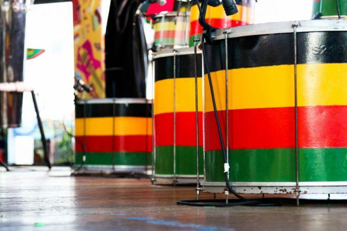 olodum - 30 anos samba reggae