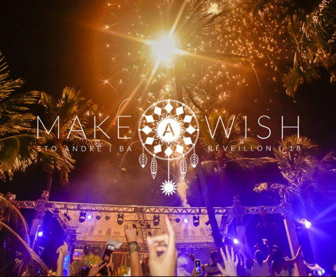 Réveillon Make a Wish 2018