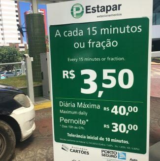 Estapar - Estacionamentos Privados de Salvador