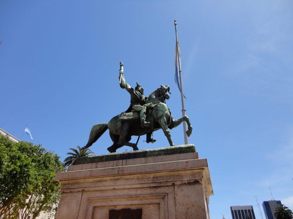 Plaza del Mayo - Buenos Aires