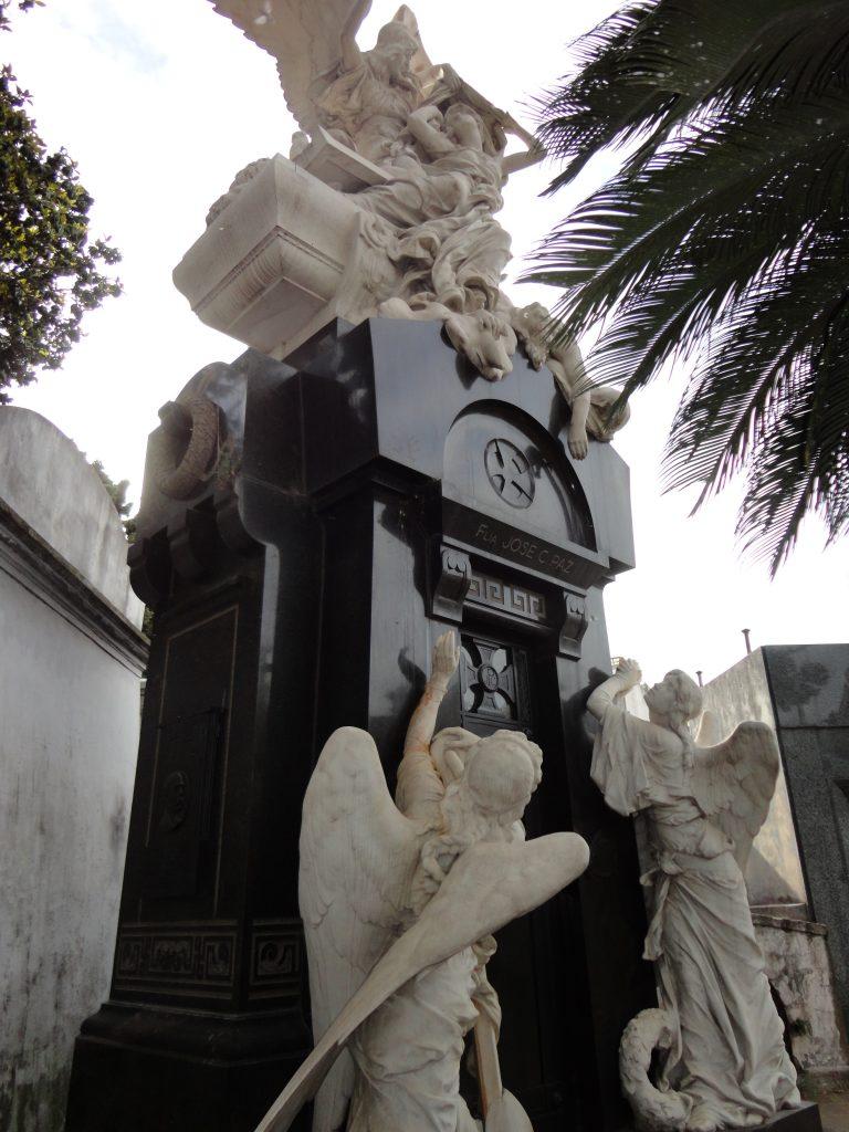 Cemitério da Recoleta - O que fazer em Buenos Aires