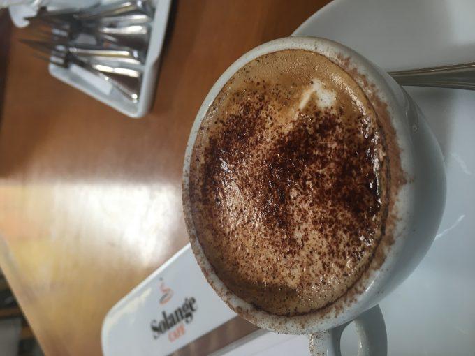 Solange Café - Onde comer em Salvador
