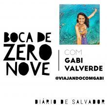 Entrevista com Gabriela Valverde - Viajando com Gabi