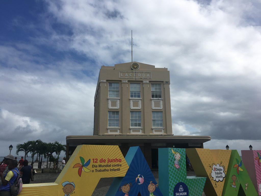 Elevador Lacerda - PNUD Bahia