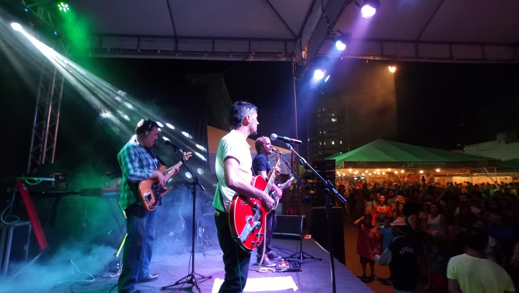 Rock Forever - Projeto Tamar