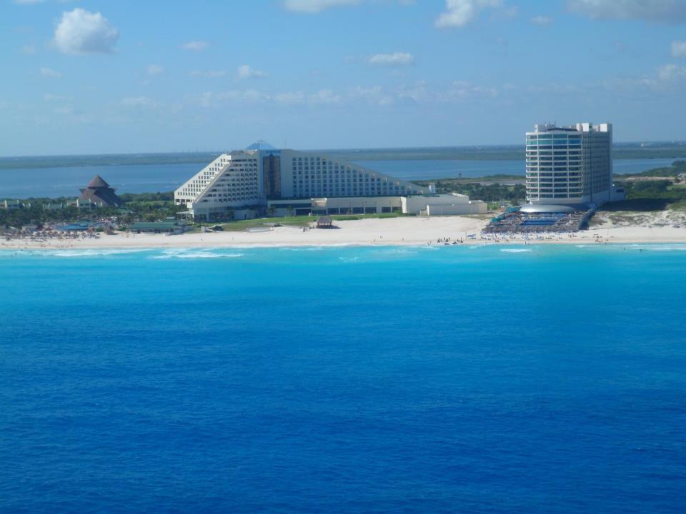 Cancún - O que fazer em Cancun Sky Driver