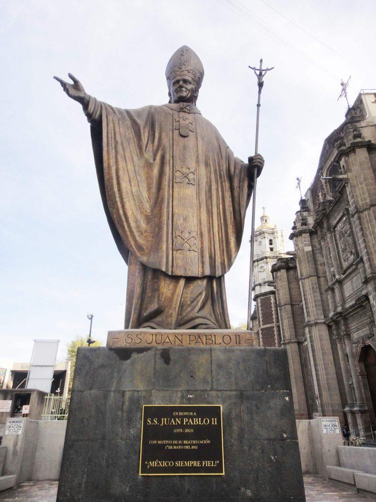 Igreja Nossa Senhora de Guadalupe - O que fazer na Cidade do México