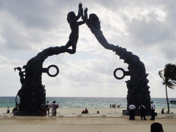 Playa del Carmen - Bate e Volta de Cancún