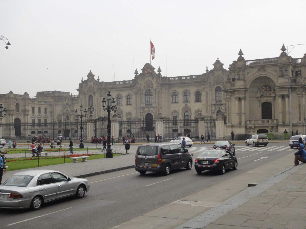 Palácio do Governo - O que fazer em Lima - Peru