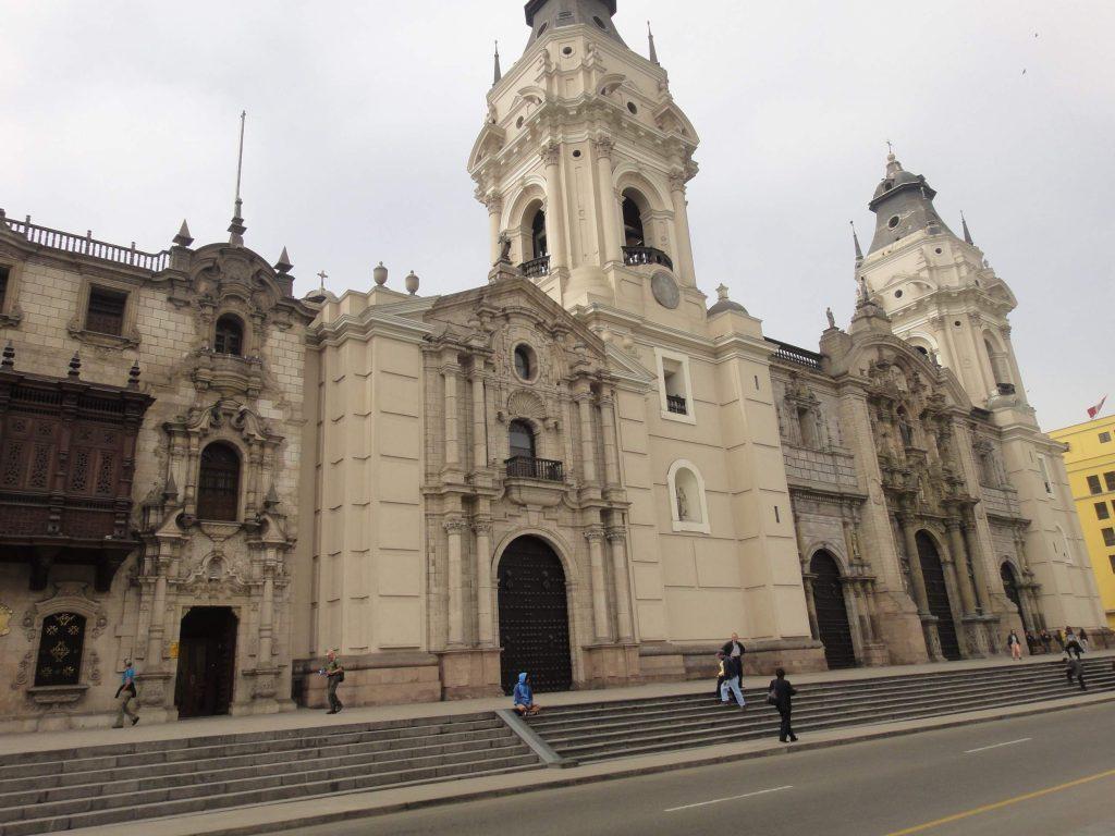 Catedral de Lima - O que fazer em Lima - Peru