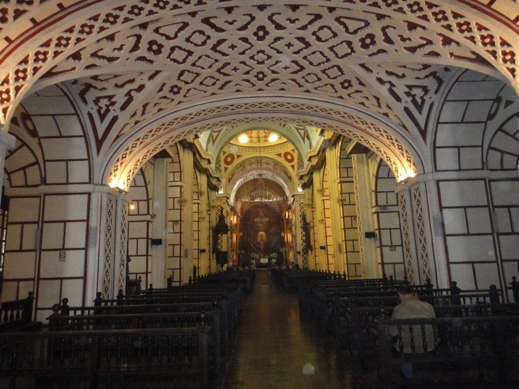 Basílica de São Francisco - O que fazer em Lima - Peru