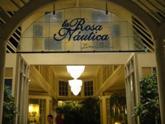 La Rosa Náutica - Onde comer em Lima, Peru