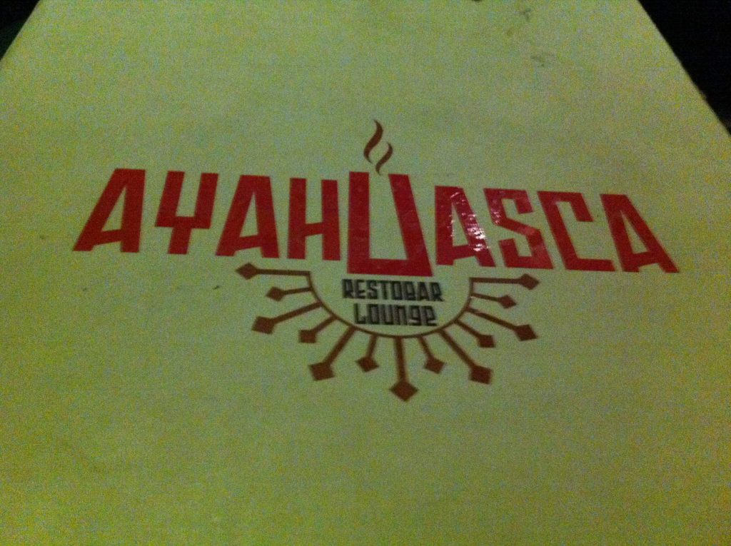 Ayahuasca Resto Bar - Onde comer em Lima
