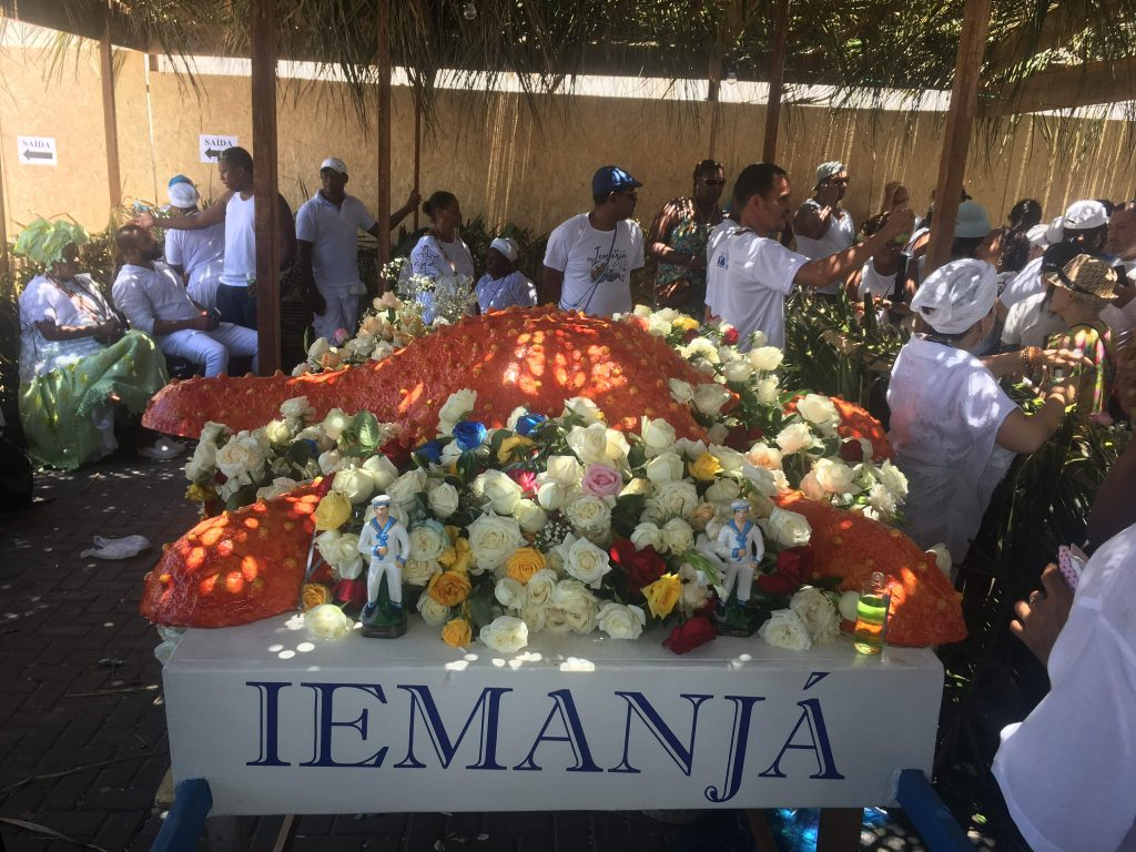 Festa de Iemanjá - 2 de fevereiro
