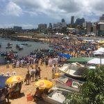 Festa de Iemanjá – O 2 de fevereiro no Rio Vermelho