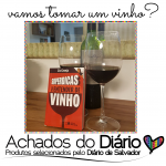 """Achados do Diário: Livro """"Superdicas para Entender de Vinho"""""""
