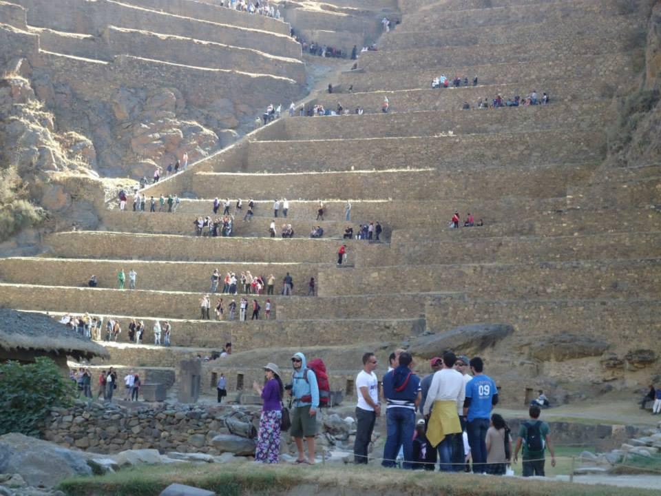 Ollantaytambo - Vale Sagrado dos Incas