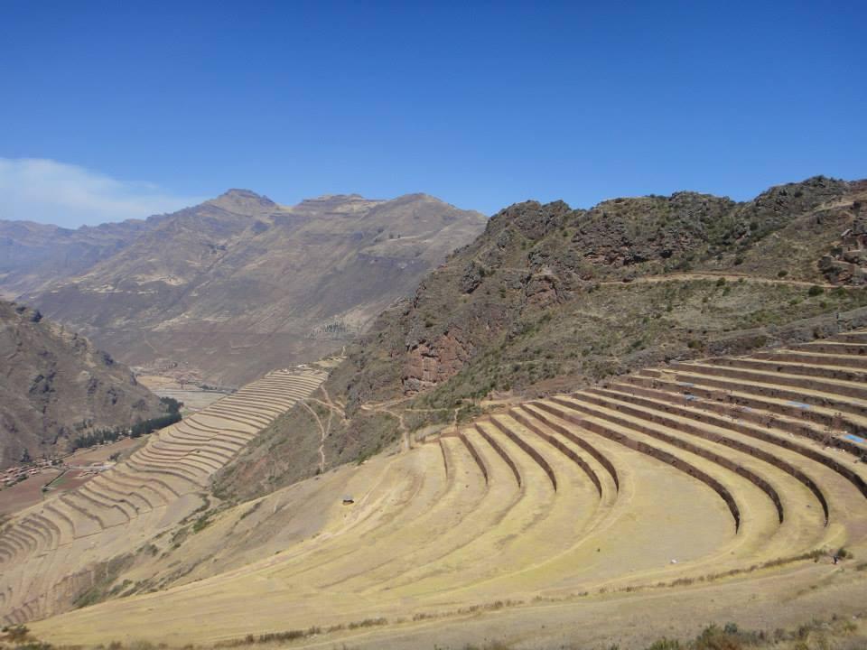 Pisac - Vale Sagrado dos Incas