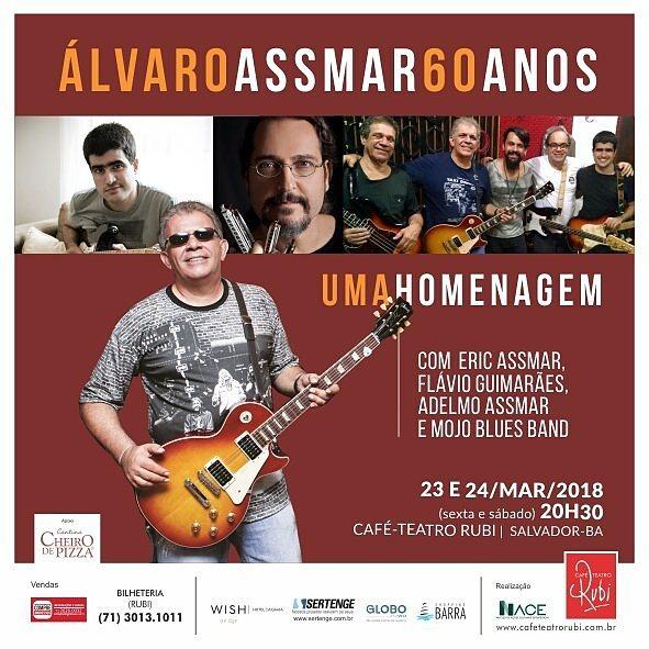 Alvaro Assmar - Show Homenagem 60 anos