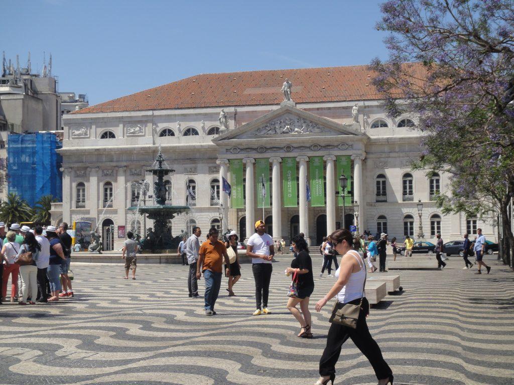 Salvador e o Mundo... Lisboa