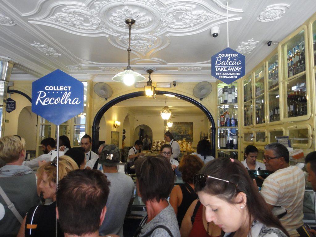 Pastelaria de Belém, Lisboa Portugal